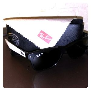 Official Ray ban sunglasses.